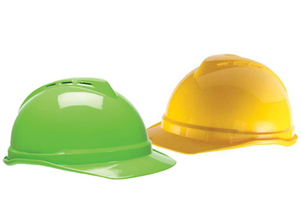 MSA Advanced Hard Hats