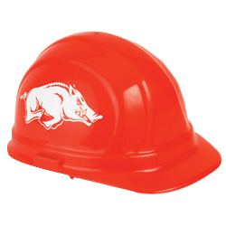 Arkansas Razorbacks Team Hard Hats | Customhardhats.com