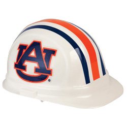 Auburn Tigers Team Hard Hat | Customhardhats.com