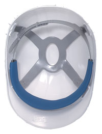 Bump Cap 4 pt Standard Suspension | Customhardhats.com