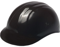 ERB Bump Cap Standard Black Hard Hat | Customhardhats.com
