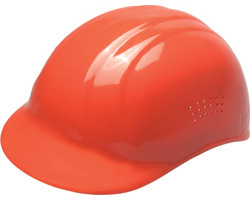 ERB Bump Cap Standard Hi-Viz Orange Hard Hats | Customhardhats.com