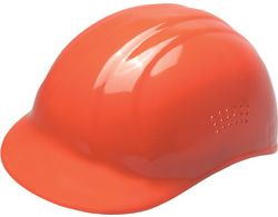 ERB Bump Cap® Standard Orange Hard Hats | Customhardhats.com