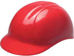ERB Bump Cap® Standard Red Hard Hats | Customhardhats.com