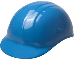 ERB Bump Cap Standard Blue Hard Hat | Customhardhats.com
