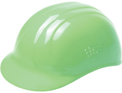 ERB Bump Cap Standard Hi-Viz Lime Hard Hat | Customhardhats.com