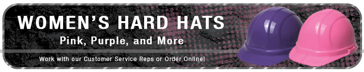 Women's Hard Hats | CustomHardHats.com