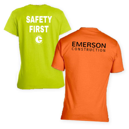 Custom T-Shirts | CustomHardHats.com