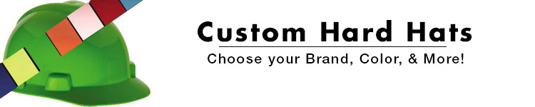 Customize Your Hard Hats | CustomHardHats.com