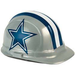 Dallas Cowboys Team Hard Hat | Customhardhats.com