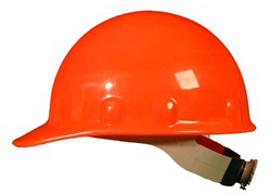E2 Fibre-Metal standard hi-viz orange