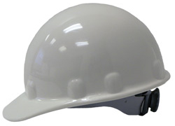 Fibre-Metal® Standard White Hard Hat