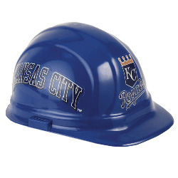 Kansas City Royals Team Hard Hats | Customhardhats.com