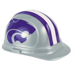 Kansas State Wildcats Team Hard Hat | Customhardhats.com