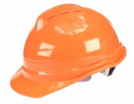 MSA Advance Cap hi viz orange