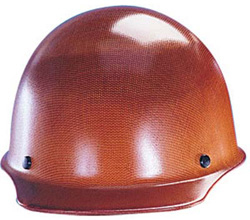 MSA Skullgard Standard Swing Ratchet - Natural Tan Hard Hat