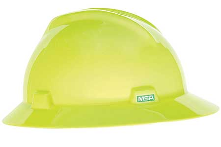 MSA Advance Cap - White Hard Hat | Customhardhats.com