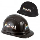 Miami Marlins Tide Team Hard Hat | Customhardhats.com