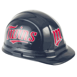Minnesota Twins Team Hard Hat | Customhardhats.com