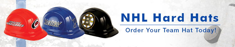 NHL Hard Hats | CustomHardHats.com