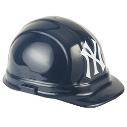 New York Yankees Team Hard Hat | Customhardhats.com