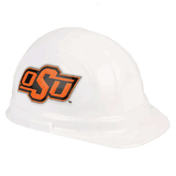 Oklahoma State University Cowboys Team Hard Hat | Customhardhats.com