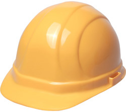 ERB Omega II Standard - Yellow Hard Hat | Customhardhats.com