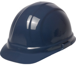 ERB Omega II Standard Dark Blue Hat | Customhardhats.com