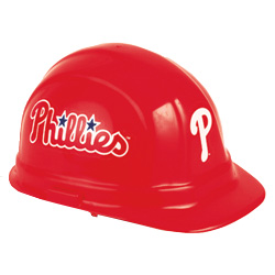 Philadelphia Phillies Team Hard Hat | Customhardhats.com