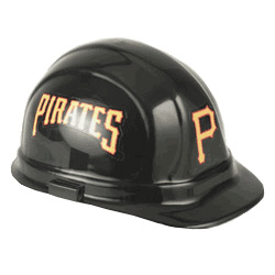 Pittsburgh Pirates Team Hard Hat | Customhardhats.com