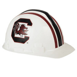 South Carolina Gamecocks Team Hardhats - Customhardhats.com