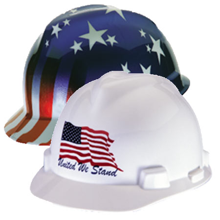 Freedom Series Standard Hard Hat | CustomHardHats.com