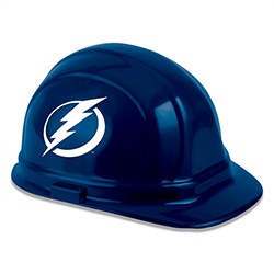 Tampa Bay Lightning Team Hard Hats | Customhardhats.com