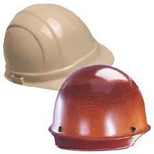 Brown Hard Hats