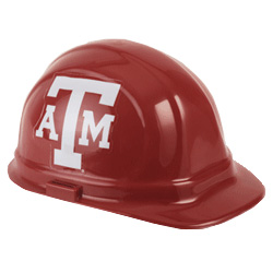 Texas A&M Aggies Team Hard Hats | Customhardhats.com