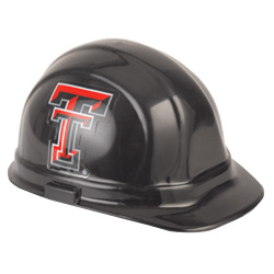Texas Tech Red Raiders Team Hard Hat | Customhardhats.com